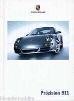 Porsche 911 Prospekt 2004 4/04 brochure prospectus prospetto broszura catalog