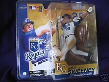 MIKE SWEENEY - McFarlane MLB 6 - VARIANT Royals White - NIP