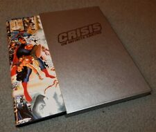CRISIS ON INFINITE EARTHS H/C SLIPCASE EDITION DC MULTIVERSE ENDS MONITOR WAR