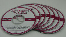 Rori Raye Love Scripts For Dating A Word-for-word Guide set of 6 CDs