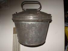 Vintage Bundt Cake pan with locking lid