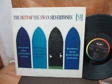 THE SWAN SILVERTONES - THE BEST OF VEE JAY RARE GOSPEL LP