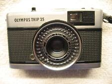 OLYMPUS TRIP 35 CAMERA W/STRAP