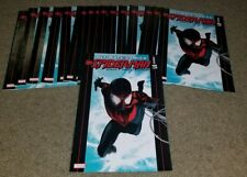 Marvel Ultimate Comics All New Spider-man  1 Miles Morales App Key book 11/11