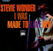 Stevie Wonder I WAS MADE TO LOVE HER Tamla Motown NEW SEALED VINYL RECORD LP