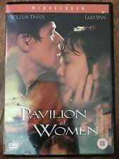 Willem Dafoe, Luo Yan PAVILION OF WOMEN ~ 2001 Drama UK DVD