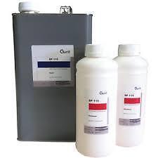 Gurit SP115 5Kg Low Viscosity Ultra Clear Epoxy Resin Laminating Sp 115 F110-020