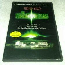 The Tommyknockers DVD STEPHEN KING RARE oop *horror