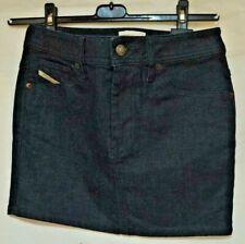 Diesel Original Smart Designer Blue Denim Jeans Mini Skirt W27