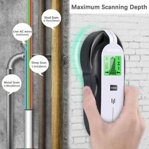 4 in 1 Metall Wand Detektor Scanner Holz Stud Finder WireDetector Wohnkultur New