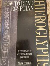 How to Read Egyptian Hieroglyphs - 9780714119106
