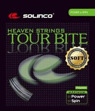 Solinco Tour Bite Soft Tennis String Set-16L-Light Silver