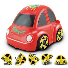 New Arrival Mini Somersaults Cars Toy Model Vehicle for children D4 SP