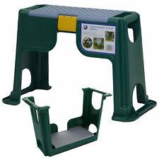 3in1 Portable Garden Kneeler Foam Knee Pad Gardening Tool Box Storage Seat Stool