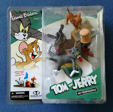 TOM AND JERRY NO TRESPASSING HANNA BARBERA MCFARLANE SERIES 1 ACTION FIGURE