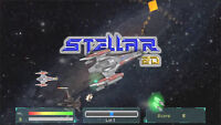 Stellar 2D STEAM KEY (PC) 2015, Sci-Fi Action, Region Free, Fast Dispatch