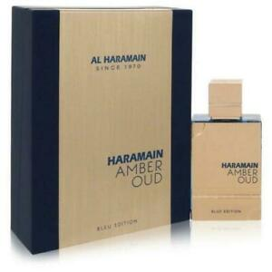 AL Haramain Amber Oud Blue Edition 2.0 Oz / 60ml Edp For Men