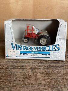 Ertl Vintage Vehicles 961 Ford, Scale 1/43, 1986, Die cast Metal Replica