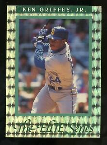 1991 Donruss The Elite Series #13 Ken Griffey Jr. Seattle Mariners HOF /10000