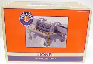 Lionel 6-32910 Rotary Coal Dumper w/Bathtub Gondola