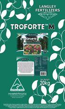 Troforte Garden All Purpose Fertiliser 5-6 months 20kg Langley Minerals Microbes
