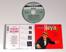 RARE CD ALBUM DIGIPACK / JOHNNY HALLYDAY - RETIENS LA NUIT / COMME NEUF