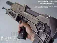 Terminator 2 40-watt Phased Plasma Gun ENDO Rifle Paper Craft Model 1:1 Scale