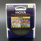 HOYA 77mm CIR-PL CPL Ultra-thin Circular Polarizer Filter fit for Camera Lenses
