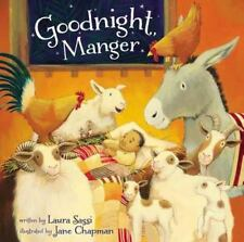Goodnight, Manger, Sassi, Laura, Good Book