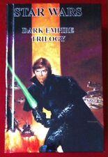 Star Wars Dark Empire Trilogy - Custom Bound HC Signed & Sketched By Dave Dorman