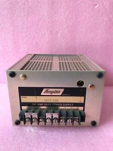 Acopian TD15-100 OP-AMP Dual Power Supply *