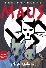 THE COMPLETE MAUS  BOOK NEW
