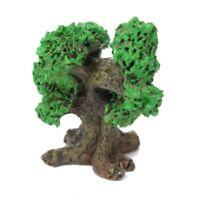 Miniature resine Arbre jardin fee ornement fleur Pot plante Home Decor Bons Y3X9