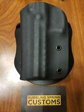 Kydex holster for Kel-Tec PMR 30 left handed