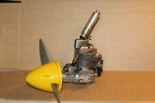 SAITO FA-80 ENGINE W/MUFFLER