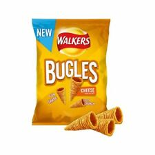 Walkers Bugles Cheese 110g - Pack of 2