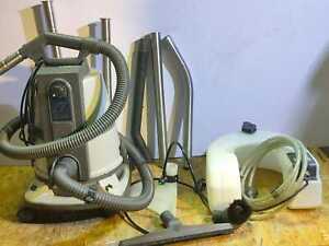 Delphin Pro Air Staubsauger Wasserstaubsauger  bitte Beschreibung lesen