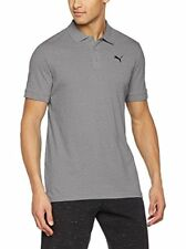 Puma Ess Polo Homme Medium Gray Heather FR L Taille Fabricant
