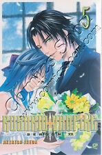 ROSARIO + VAMPIRE 5 - GP Manga - J-POP - NUOVO