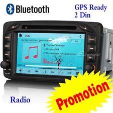 """Italiano Mercedes Autoradio C Class W203 CLK W209 W639 Car DVD GPS BT 3G 7""""7507I"""