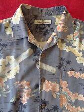 Tommy Bahama Men's Ikebana Floral Camp Shirt  -  S