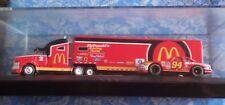 Matchbox McDonald's NASCAR Convoy and Thunderbird