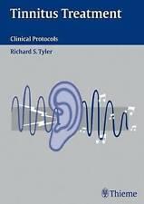 Tinnitus Treatment: Clinical Protocols by Richard Tyler (Hardback, 2005)