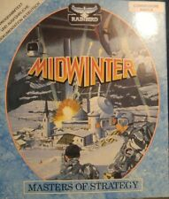 Midwinter (Commodore Amiga Diskette, Box, Manuals) (Rainbird, 1989)