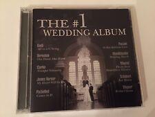 The #1 Wedding Album Various Artists CD 2003 2 Discs Decca Classical