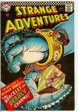 STRANGE ADVENTURES #194 5.5