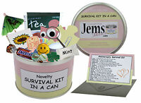 ANNIVERSARY SURVIVAL KIT IN A CAN. Girlfriend Christmas/Birthday/Valentines Gift