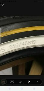 Vogue Radial 245/45r19 Tires amount 3 tires