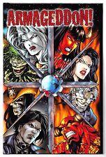 ARMAGEDDON! - Lady Death, Evil Ernie - German HC Graphic Novel - Chaos! Comics!