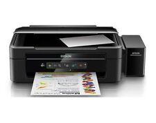 DHL Ship-New Epson L385 Inkjet Color Tank System Wireless WiFi Printer Scan Copy